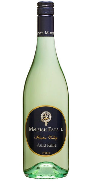 "2015 McLeish Estate ""Auld Killie"" - off-dry Semillon"