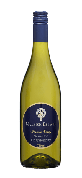 2014 McLeish Estate Semillon Chardonnay