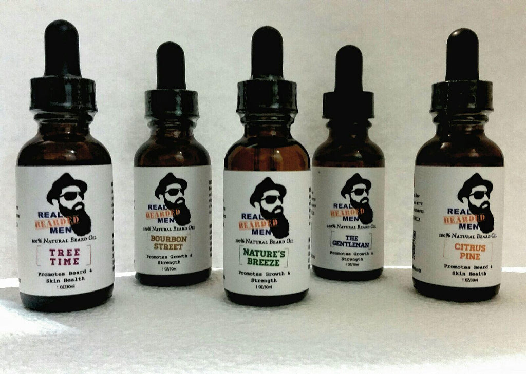 Why You Should Be Using Beard Oil!
