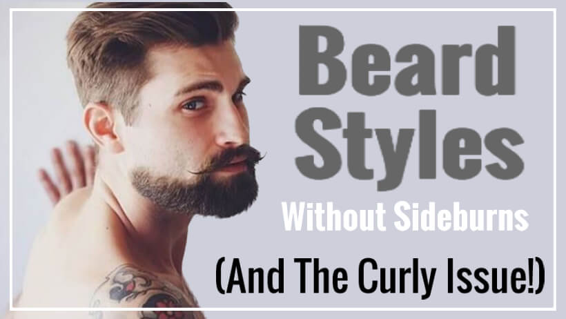 Length mens sideburn What's the