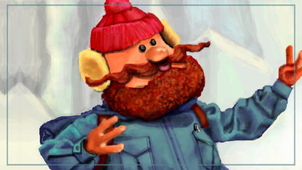Yukon Cornelius Beard Rudolph The Red-Nosed Reindeer