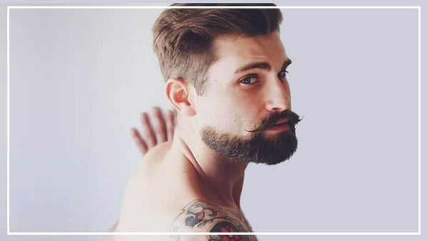 Beard Styles Without Sideburns And The Curly Issue_