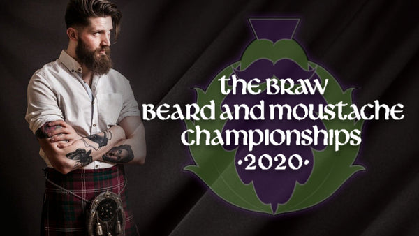 Braw Beard and Moustache Championships, Scotland