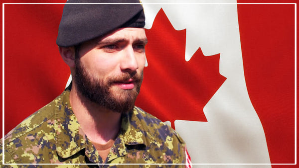Canadian military beard rules