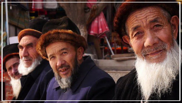 China's Xinjiang region beard rules