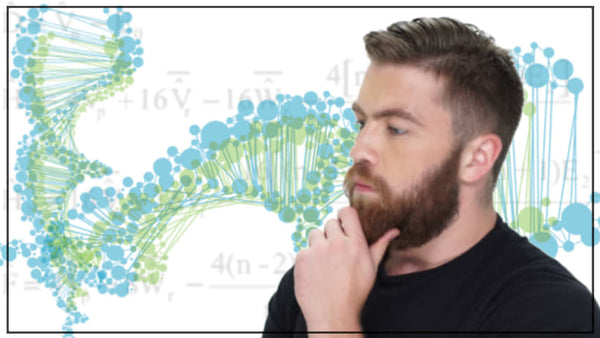 Curly Beard Hair Genetics
