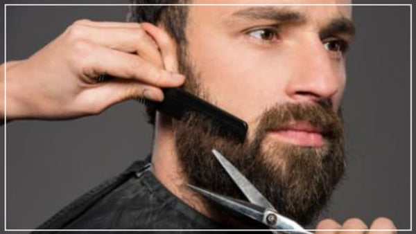 Curly Beard Grooming