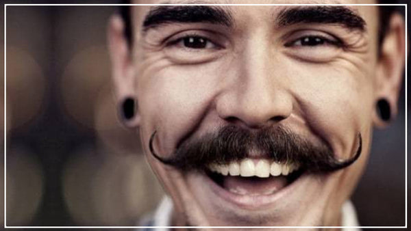 GUIDE ON HOW TO GROW A HANDLEBAR MUSTACHE