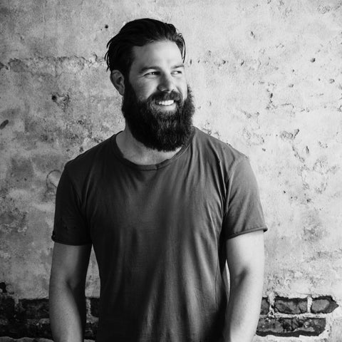 Country singer Jordan Davis and his amazing beard