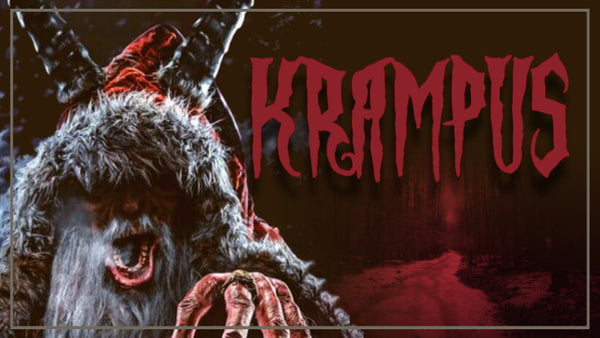Krampus Beard