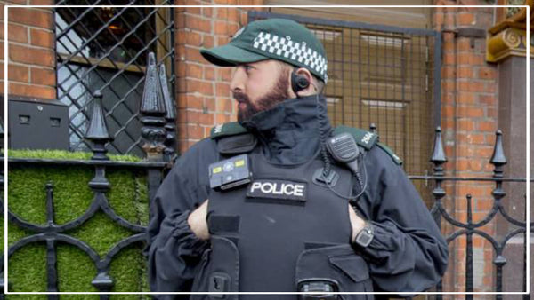 Police Service of Northern Ireland beard rules
