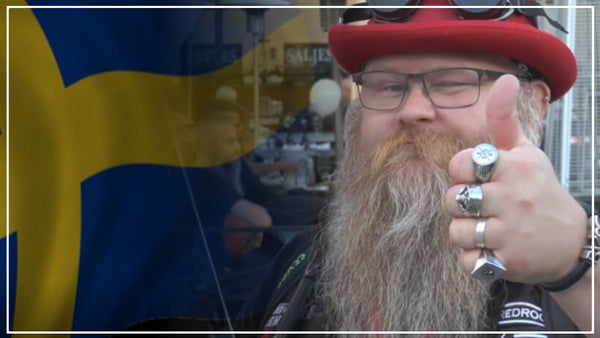 Sweden World Beard Day