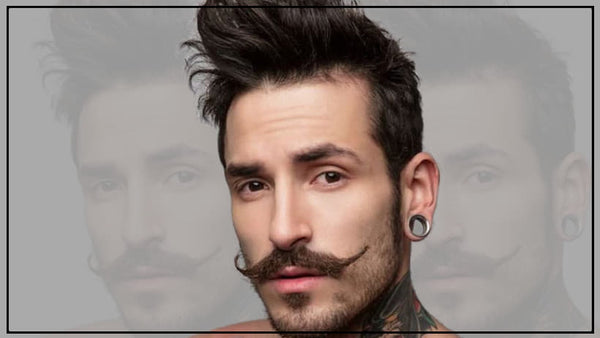 The Handlebar Mustache