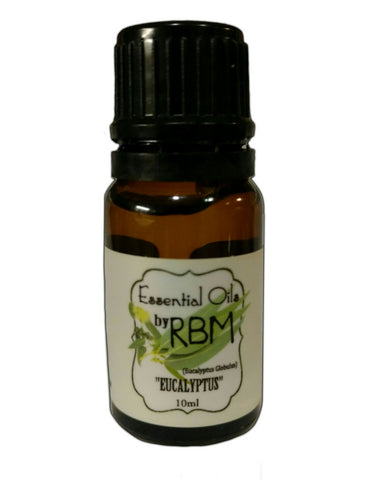 Eucalyptus Essential Oil - Real Bearded Men