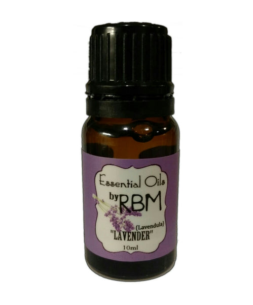 Lavender Essential Oil - Real Bearded Men
