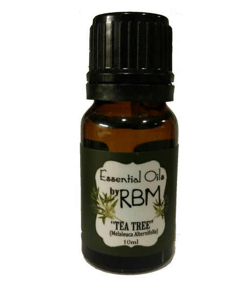 Tea Tree Essential Oil - Real Bearded Men