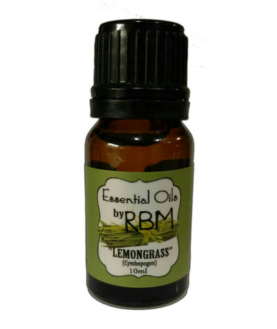 Lemongrass Essential Oil - Real Bearded Men