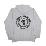 Real Bearded Men - Premium Hooded Sweatshirt
