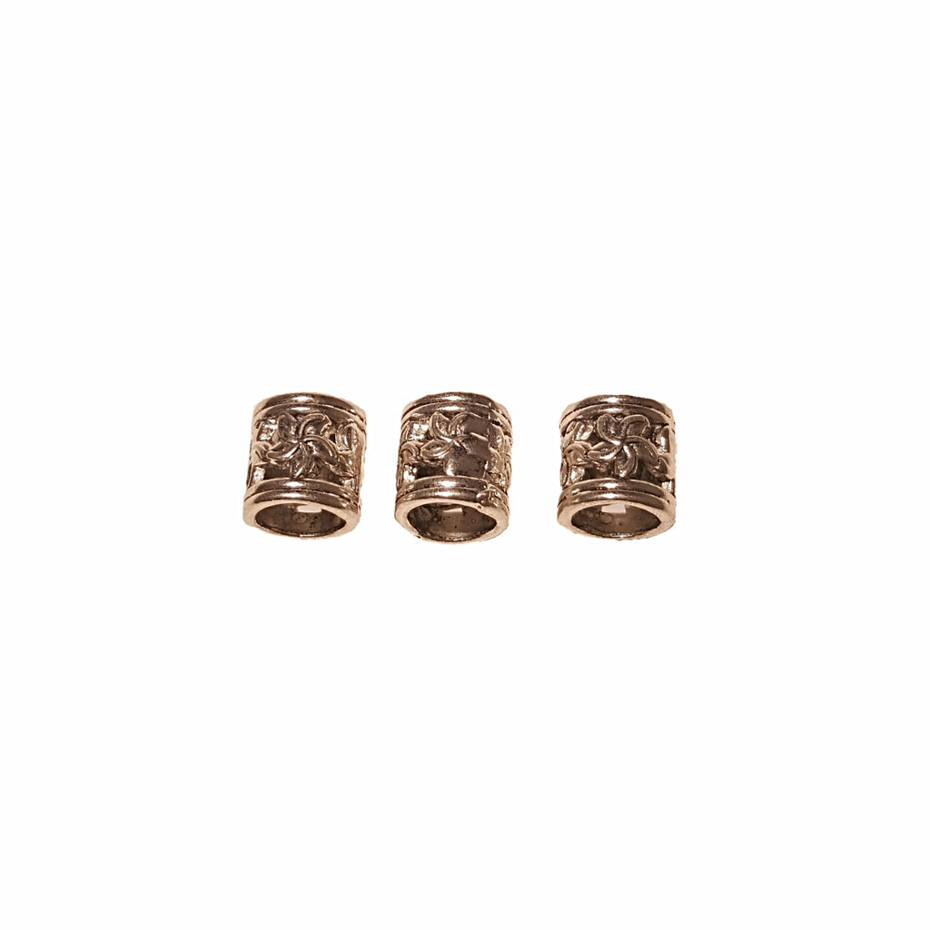 Silver Beard Bead - Real Bearded Men