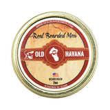 Old Havana Beard Balm – with the scent of coffee and tobacco