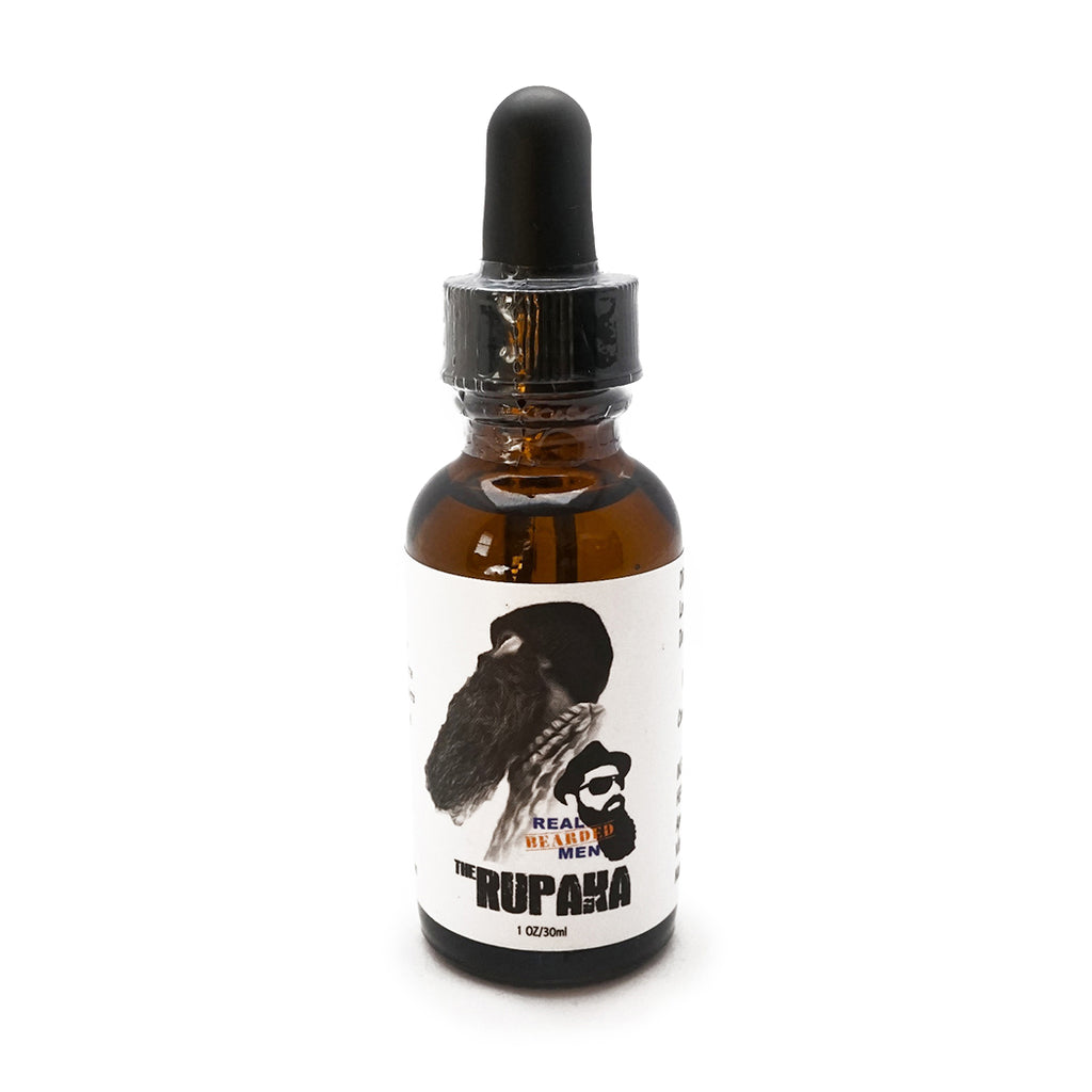 The Rupaka Beard Oil