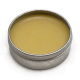 Sage Mustache Wax 1 OZ open