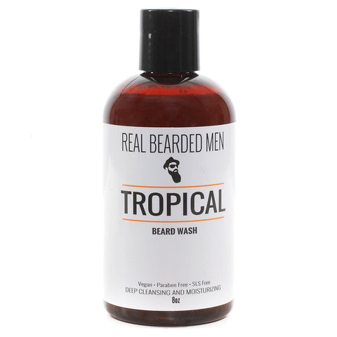 Tropical Beard Wash - Real Bearded Men