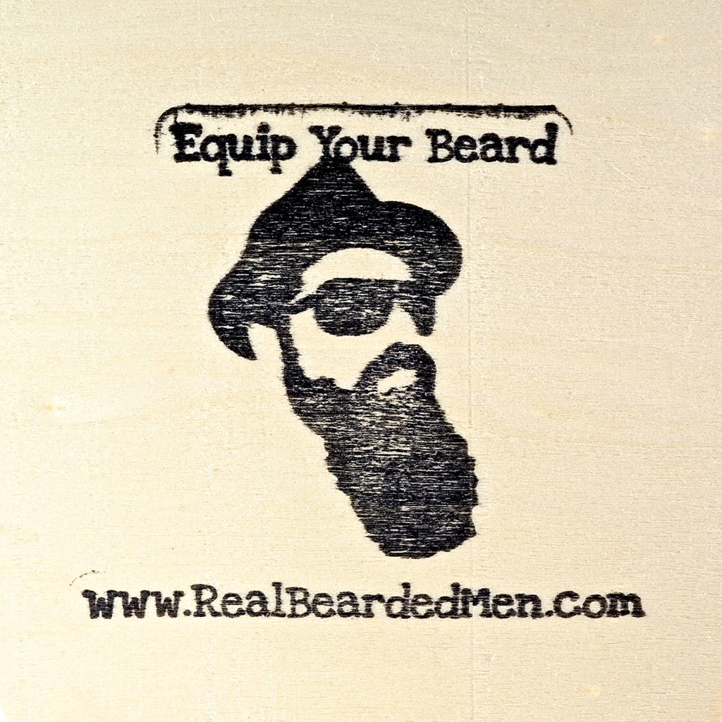 Luxury Beard Box - Gift Box - Real Bearded Men