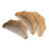 Real Bearded Men Sandalwood Beard Comb - Real Bearded Men