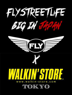FLY Now Available in Japan