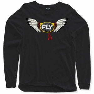 FLY - Dream Catcher Long Sleeve-MENS CLOTHING-FLY STREET LIFE-Streetwear