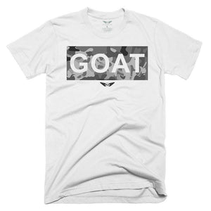 FLY - Goat Grey Camo Tee-MENS CLOTHING-FLY STREET LIFE-White-S-streetwear-from-FlyStreetLife