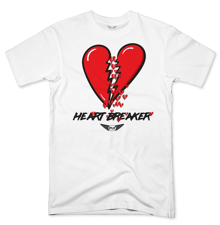 FLY - Heart Breaker Heart Tee - Fly Street Life