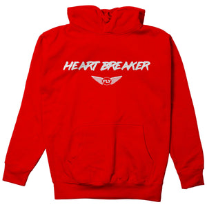 FLY - Heart Breaker Hoodie-HOODIE-FLY STREET LIFE-RED-S-streetwear-from-FlyStreetLife