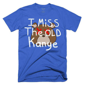 FLY - I Miss The Old Kanye Tee-MENS CLOTHING-FLY STREET LIFE-Royal Blue-S-streetwear-from-FlyStreetLife