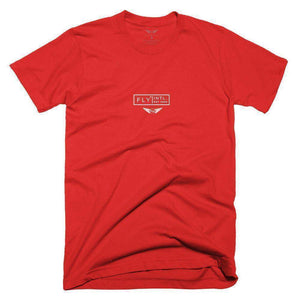 FLY - International New York Tee-MENS CLOTHING-FLY STREET LIFE-Red-M-streetwear-from-FlyStreetLife