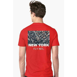 FLY - International New York Tee-MENS CLOTHING-FLY STREET LIFE-streetwear-from-FlyStreetLife