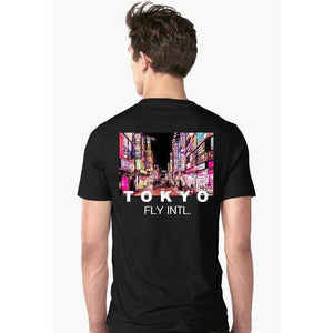 FLY - International Tokyo Tee-MENS CLOTHING-FLY STREET LIFE-streetwear-from-FlyStreetLife