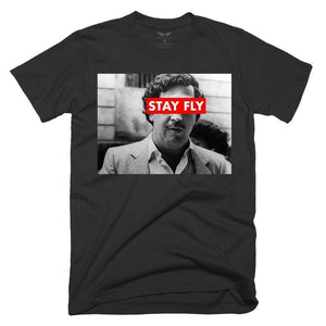 FLY - Pablo Fly Tee-MENS CLOTHING-FLY STREET LIFE-Black-S-streetwear-from-FlyStreetLife
