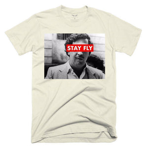 FLY - Pablo Fly Tee-MENS CLOTHING-FLY STREET LIFE-Cream-S-streetwear-from-FlyStreetLife