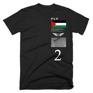 FLY - Palestine Tee-MENS CLOTHING-FLY STREET LIFE-Black-S-streetwear-from-FlyStreetLife