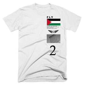 FLY - Palestine Tee-MENS CLOTHING-FLY STREET LIFE-White-S-streetwear-from-FlyStreetLife