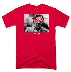 FLY - Self Made Pablo V2 Tee-Fly Street Life-Red-S-streetwear-from-FlyStreetLife
