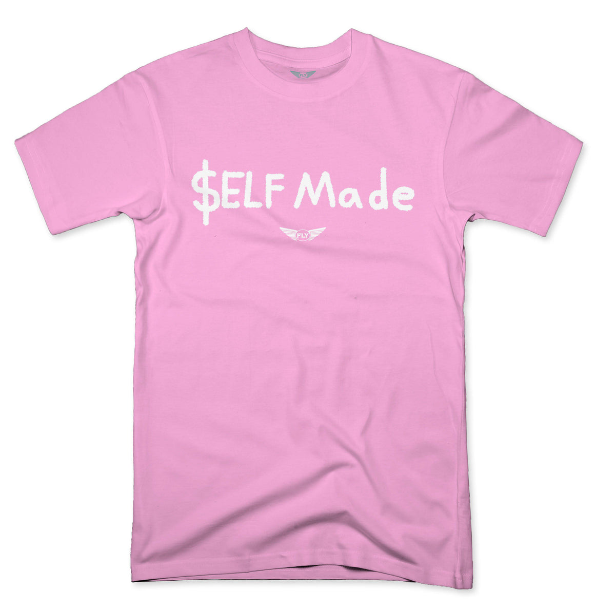 FLY - SELF MADE TEE-TEE-Fly Street Life-Streetwear