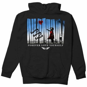 FLY - Shredded Hoodie-MENS CLOTHING-FLY STREET LIFE-Streetwear
