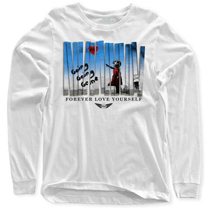 Fly - Shredded Long Sleeve-MENS CLOTHING-FLY STREET LIFE-White-S-streetwear-from-FlyStreetLife