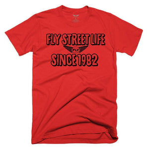FLY - Since 1982 Tee-MENS CLOTHING-FLY STREET LIFE-streetwear-from-FlyStreetLife