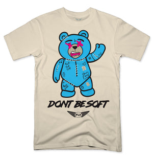 FLY - Stitches Blue Bear Tee - Fly Street Life