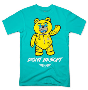 FLY - Stitches Yellow Bear Tee - Fly Street Life