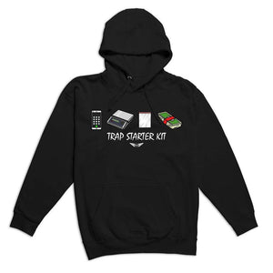 FLY - Trap Starter Kit Hoodie-MENS CLOTHING-FLY STREET LIFE-streetwear-from-FlyStreetLife